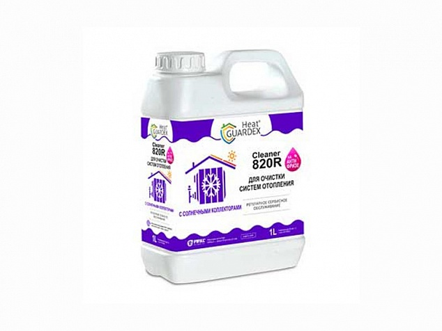 HeatGUARDEX® Cleaner 800R, 1 л