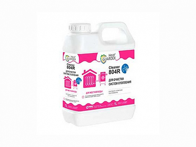 HeatGUARDEX® Cleaner 804 R, 1 л.
