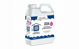HeatGUARDEX® Cleaner 822 R, 1 л.